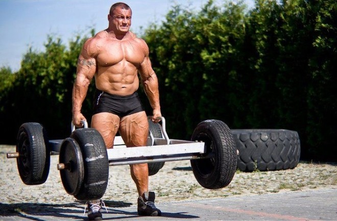 What is training volume?
