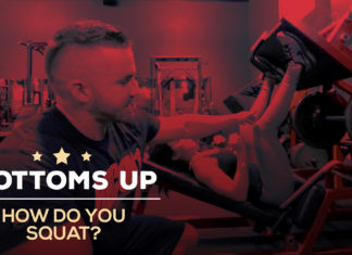 How do you Squat - Bottoms Up