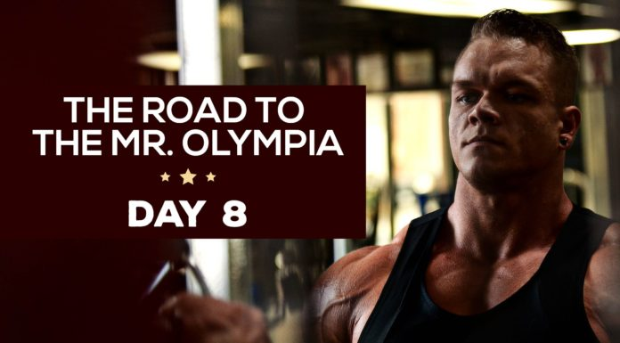 Dallas Journey to the Olympia – Day 8