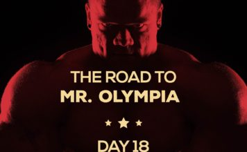 Road to mr olympia day18