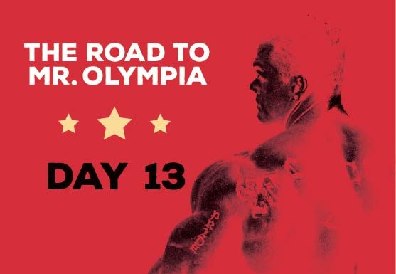 RoadToMrOlympia_Day13