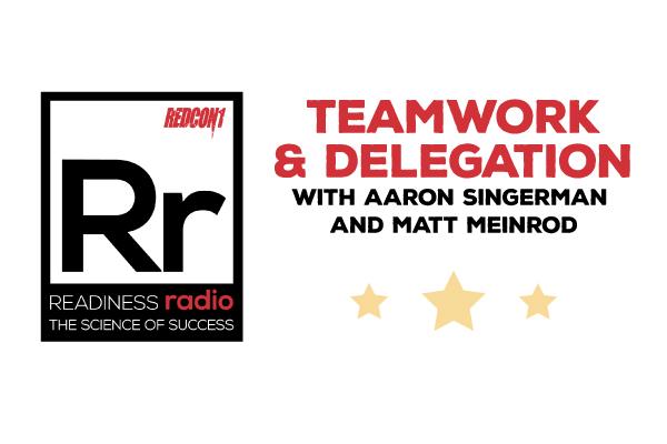 Delegation & Teamwork