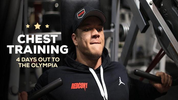 Chest Training