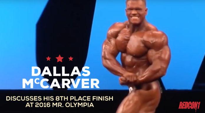 2016 Mr. Olympia