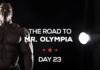 Road to mr olympia day23