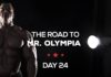 Road to mr olympia day24