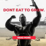 don't eat to grow