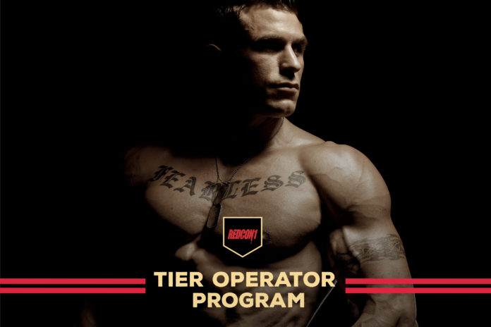 Check out Redcon1 tier operator program