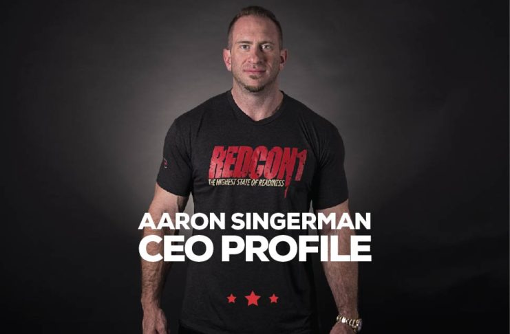 ceo profile aaron singerman