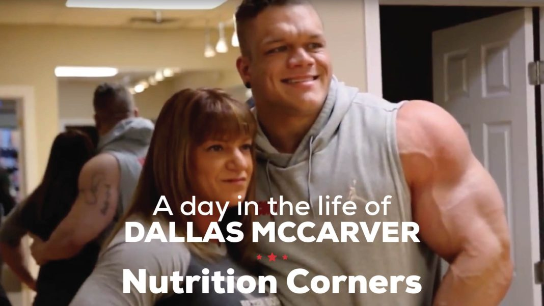 Check out dallas mccarver nutrition