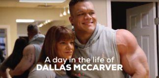 Check out dallas mccarver nutrition