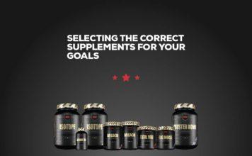 goals - whey protein