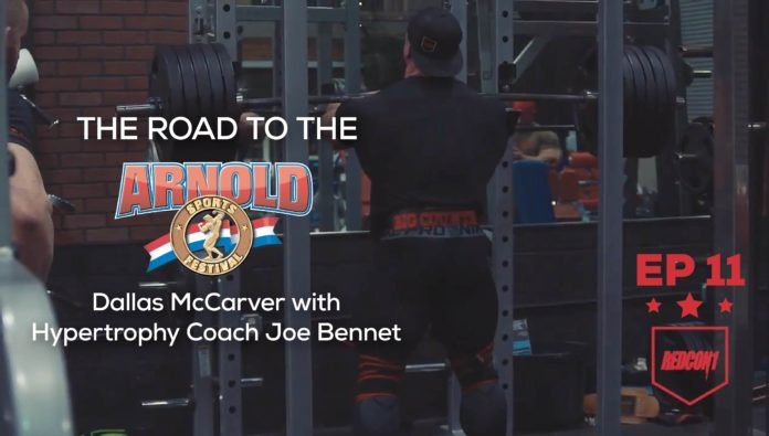 Check out 2017 Arnold Classic