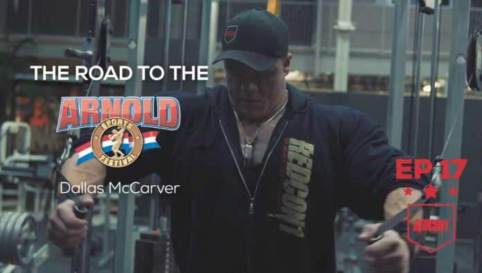 Check out Arnold Classic ep. 17