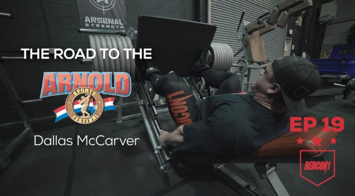Check out Road To The 2017 Arnold Classic Ep.19