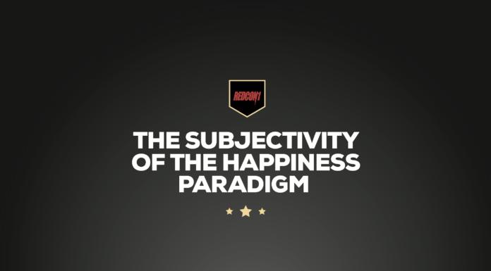 The Subjectivity of the HappinessParadigm