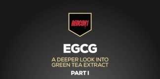 RedCon1 - A Deeper Look into EGCG (Green Tea Extract) Part II