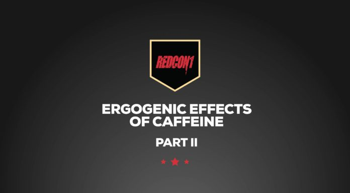 RedCon1 - Ergogenic Effects of Caffeine Part II