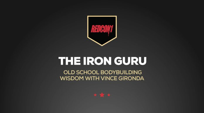 Old School Bodybuilding Wisdom With The Iron Guru, Vince Gironda