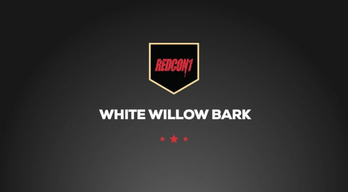 RedCon1 - White Willow Bark: Nature's Aspirin