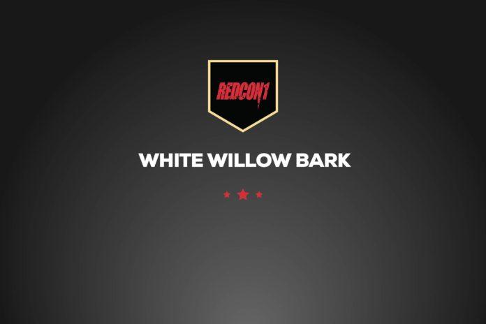 RedCon1 - White Willow Bark: Nature's Aspirin