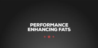Performance Enhancing Fats
