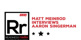 Matt Meinrod interviews Aaron Singerman