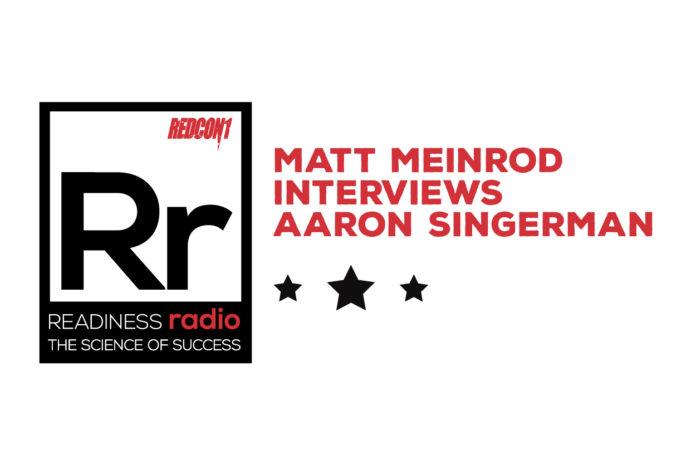 Matt Meinrod interviews Aaron Singerman