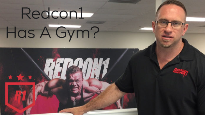 Redcon1 Gym