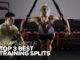 training split
